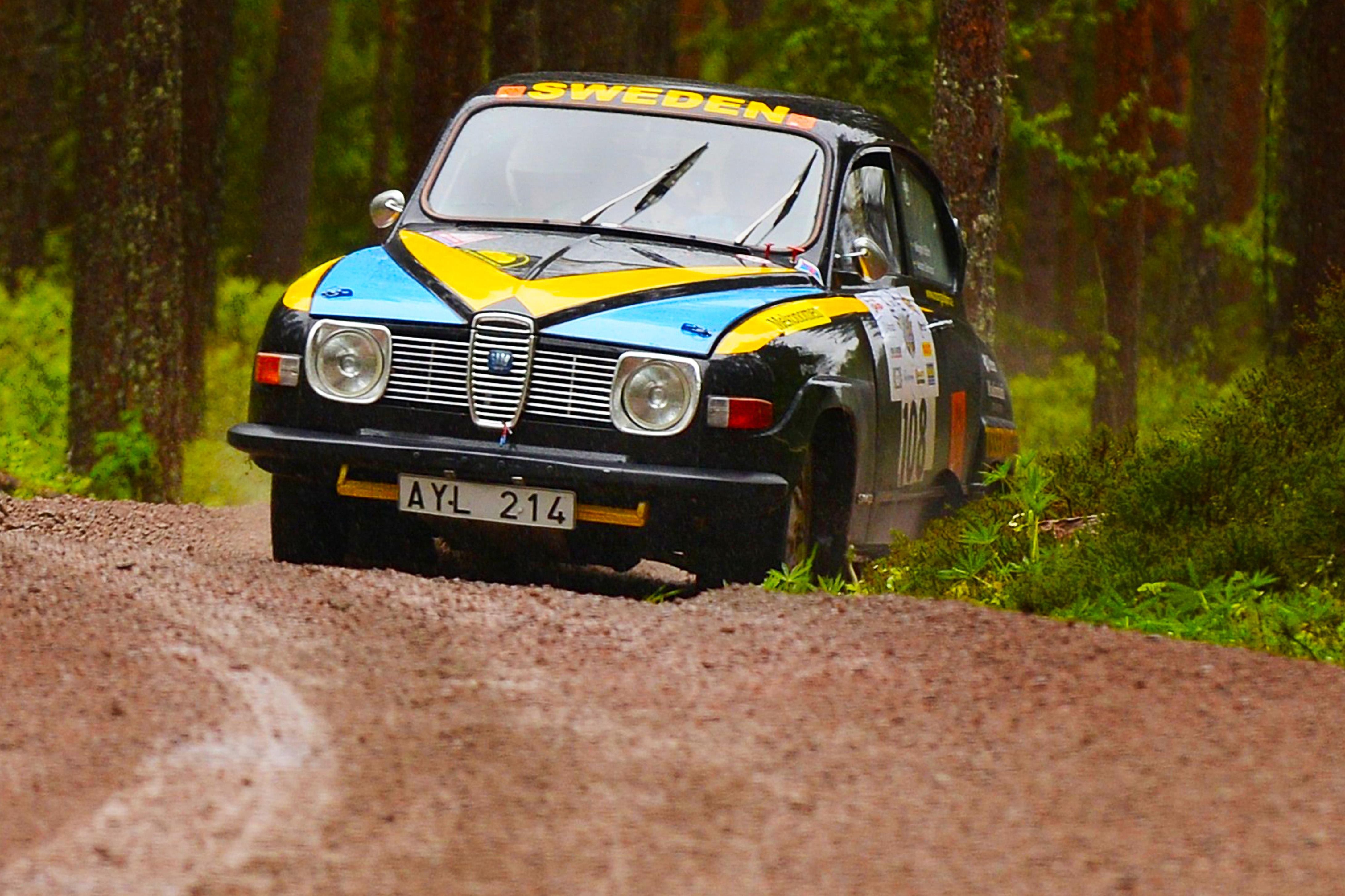 Foto: Johannes Ericsson, www.emotorsport.se